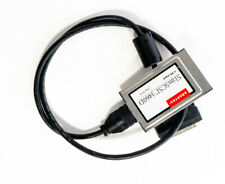 Adaptec SlimSCSI 1460D 1807400B Fast SCSI PCMCIA Adapter PC Card Mini D50 Cable