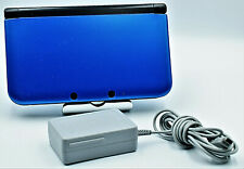 Blue Nintendo 3DS XL W. Charger