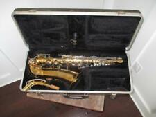 Vintage Selmer Bundy Alto Saxophone W/ Orig. Case NICE SAX