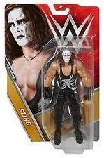 Sting WWE Mattel Basic 68 B - Brand New Action Figure Toy - Mint Packaging