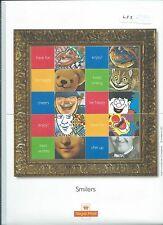 wbc. - GB -  LS05 - SMILER SHEET - SMILERS - unm.  mint