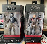 Star Wars The Black Series The Bad Batch Crosshair Elite Squad Trooper 2 LOT