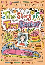 (EX-LIBRARY) 0099582775 The Story of Tracy Beaker (Vintage Childrens Classic) Wi