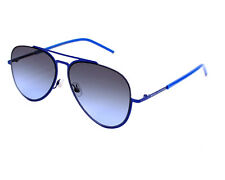 01f6243067ac MARC by Marc Jacobs BLUE Aviator Sunglasses Women Men Unisex MMJ 38/S NeW