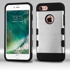 Étuis, housses et coques etuis, pochettes argentés iPhone 7 pour téléphone mobile et assistant personnel (PDA)