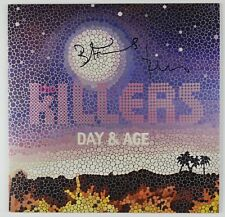 The Killers Brandon Flowers Ronnie Signed Autograph JSA Vinyl Record Day & Age