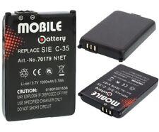 1000mAh Akku für Siemens Gigaset 4000s micro schnurlos Telefon Accu Battery