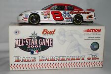 ACTION RACING DALE EARNHARDT JR 2001 BUDWEISER ALL STAR GAME MONTE CARLO, BOXED