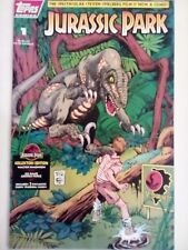 Jurassic Park #1 of 4 - Topps Comics - Gil Kane - MINT CONDITION