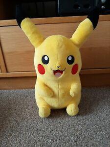 Pokemon Pikachu Tomy Talking Plush Interactive With Sound 2017