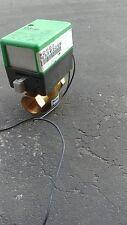 "3/4"" NPT Motorized Ball Valve 24V VAC Brass 2-wire N/C"
