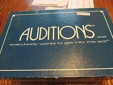 1989 Auditions The game complete