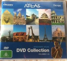 DISCOVERY ATLAS - ESCAPE - 10 DISCS-PRE-OWNED