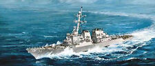 "DESTROYER LANCE-MISSILES USS ""ARLEIGH BURKE"" DDG-51- Kit TRUMPETER 1/350 n° 4523"