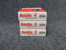 Autolite 2544 - 3 Boxes of 4 Spark Plugs