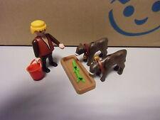 Playmobil BELEN, FIGURAS,ACCESORIOS, PASTOR, MEDIEVAL, BELEN