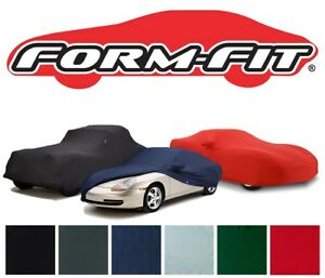 Covercraft Custom Car Covers - Form-Fit - Indoor Only - Available in 6 Colors