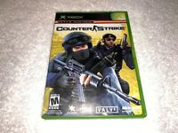Counter-Strike (Microsoft Xbox, 2003) Complete Excellent!