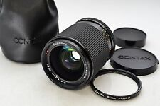*Mint* CONTAX Carl Zeiss Distagon T* 28mm F2 AEG MF Lens w/Case, Filter #A1013