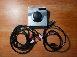 Syba Sonic USB 24 Bit 96 KHz DAC Digital to Analog Headphone Amplifier 2 Stage