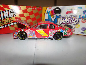 1/24 TERRY LABONTE #5 KELLOGG'S MARSHMALLOW BLASTED FROOT LOOPS CWB 1998 ACTION