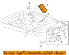 Cadillac GM OEM 04-09 XLR Stereo Audio Radio-Amplifier 15254600