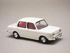 SIMCA 1000 1962 bordeaux RBA3M voiture 1//43 RBA Italie IXO