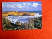LONDON BRIDGE PORT CAMPBELL PETERBOROUGH  VIC  POSTCARD