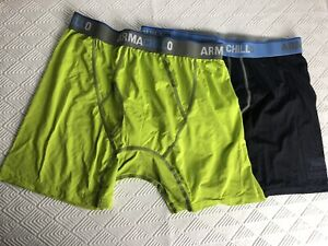 2 Duluth Trading Company Men's Bullpen Boxer Briefs Large (36-38)