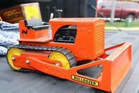 Nylint No 4200 Bulldozer Construction Truck - Pressed Steel - Construction