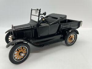 Danbury Mint 1925 Ford Model T Runabout Original Box & Title