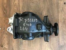 Bmw e46 differential 3,64 traducción número de pieza 7533135