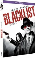 The Blacklist - Saison 3 [DVD + Copie digitale] / DVD NEUF