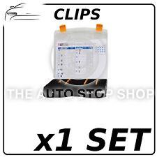 Panel sujetadores & Trim Clips Opel Corsa C-Zafira C parte 91 1 Set De 312 Piezas