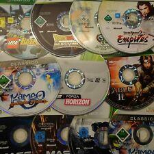 Microsoft Xbox 360 Spiele PAL Spiel Game nur Disc frei wählbar