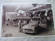 1951 DESOTO  IN SHOW ROOM   #2   11 X 17  PHOTO  PICTURE