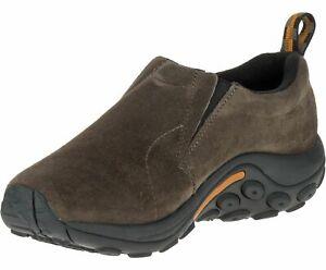 Merrell Men's Jungle Moc Slip On Shoes Gunsmoke 10 Medium Width NIB
