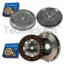 SACHS 2 PART CLUTCH KIT AND SACHS DMF FOR AUDI TT COUPE 2.0 TDI QUATTRO