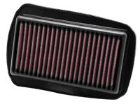 YA-1208 K&N Replacement Air Filter fits YAMAHA YZF R15 R125 WR125R WR125X MT-125