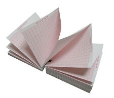 GE MAC 1200 ECG Paper (10 packs - 1500 sheets) (Also fits MAC 1600)