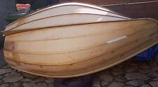 "DIY Boat Building Plans for ROTHER 2.5 ""Mini Gaffer"" Plywood Sailing Dinghy SSC"