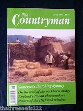 THE COUNTRYMAN - ENGLAND'S ITALIAN CHEESEMAKERS - JUNE 2001
