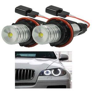 2x LED Standlicht Ringe Angel Eyes Birne Für BMW E39 E60 E61 E64 E65 E66 E87 E83