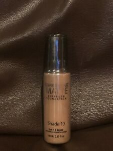NEW SEALED LUMINESS AIR AIRBRUSH MAKEUP MATTE SHADE 10 FOUNDATION .55 OZ