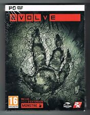 EVOLVE - CHASSEUR OU CHASSÉ CHOISISSEZ VOTRE CAMP - JEU PC - DVD ROM NEUF