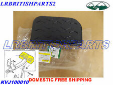 GENUINE LAND ROVER REAR BUMPER STEP MAT DISCOVERY II 2 99-04 NEW KVJ100010