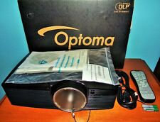 Optoma HD141X Projector 1080P 3000 Lumens Very Good Condition 882 hours  ISSUES
