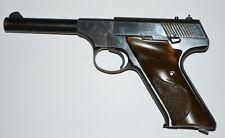 Colt woodsman Targetsman Challenger gen 3 Pistol Grips Dark Brown plastic+screw