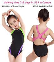 Yingfa 976 one piece racing & training swimsuit for girls and women