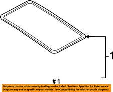 FORD OEM-Sunroof Moonroof Glass 5L8Z7850054AA